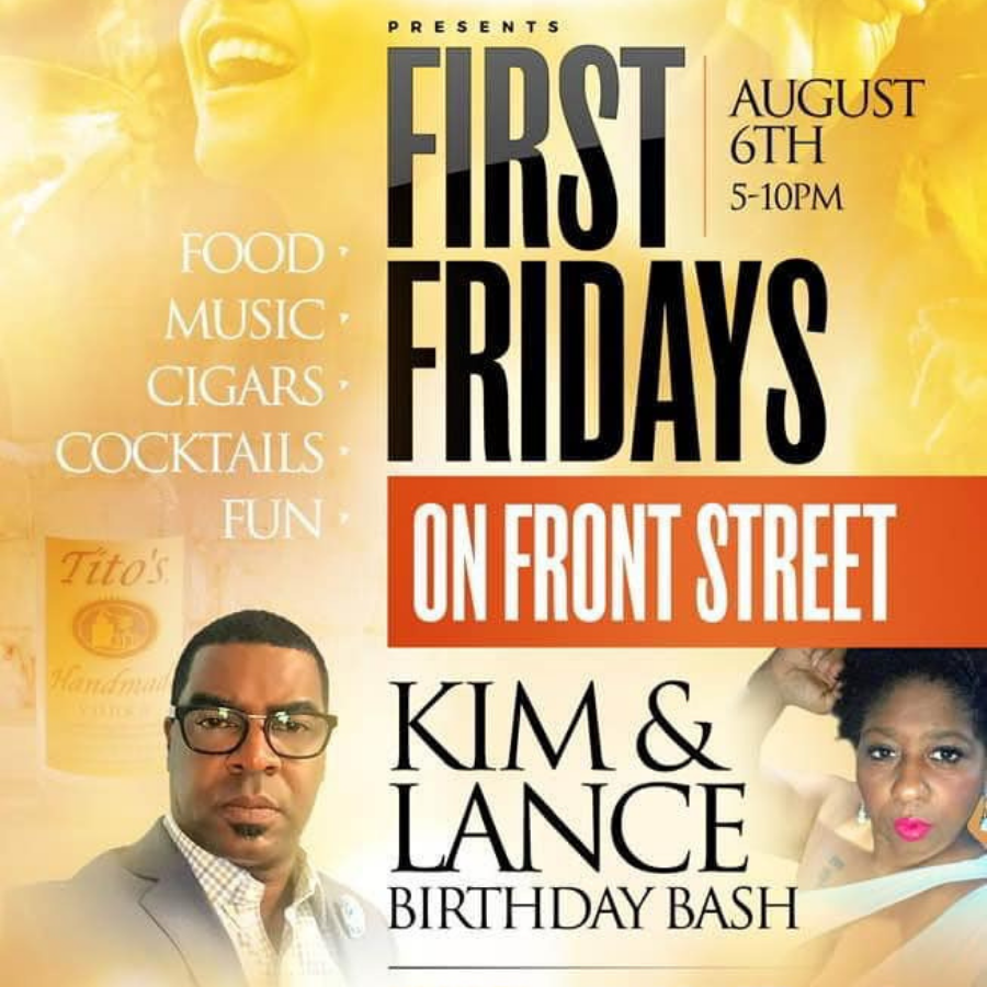 First Friday's on Front Street