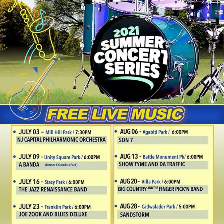 2021 Summer Concert Series: Son 7