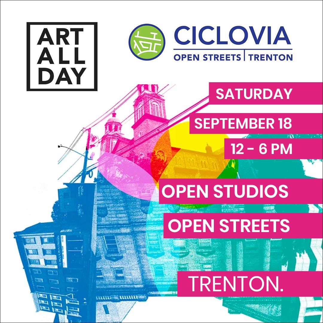 Open Streets, Open Studios