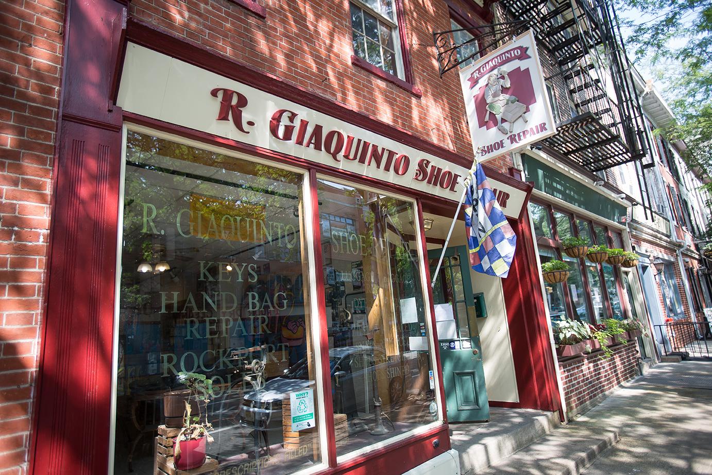 R. Giaquinto Shoe Repair