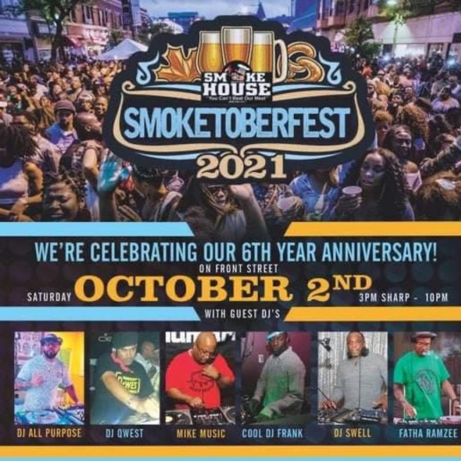 Smoketoberfest at 1911 Smokehouse BBQ