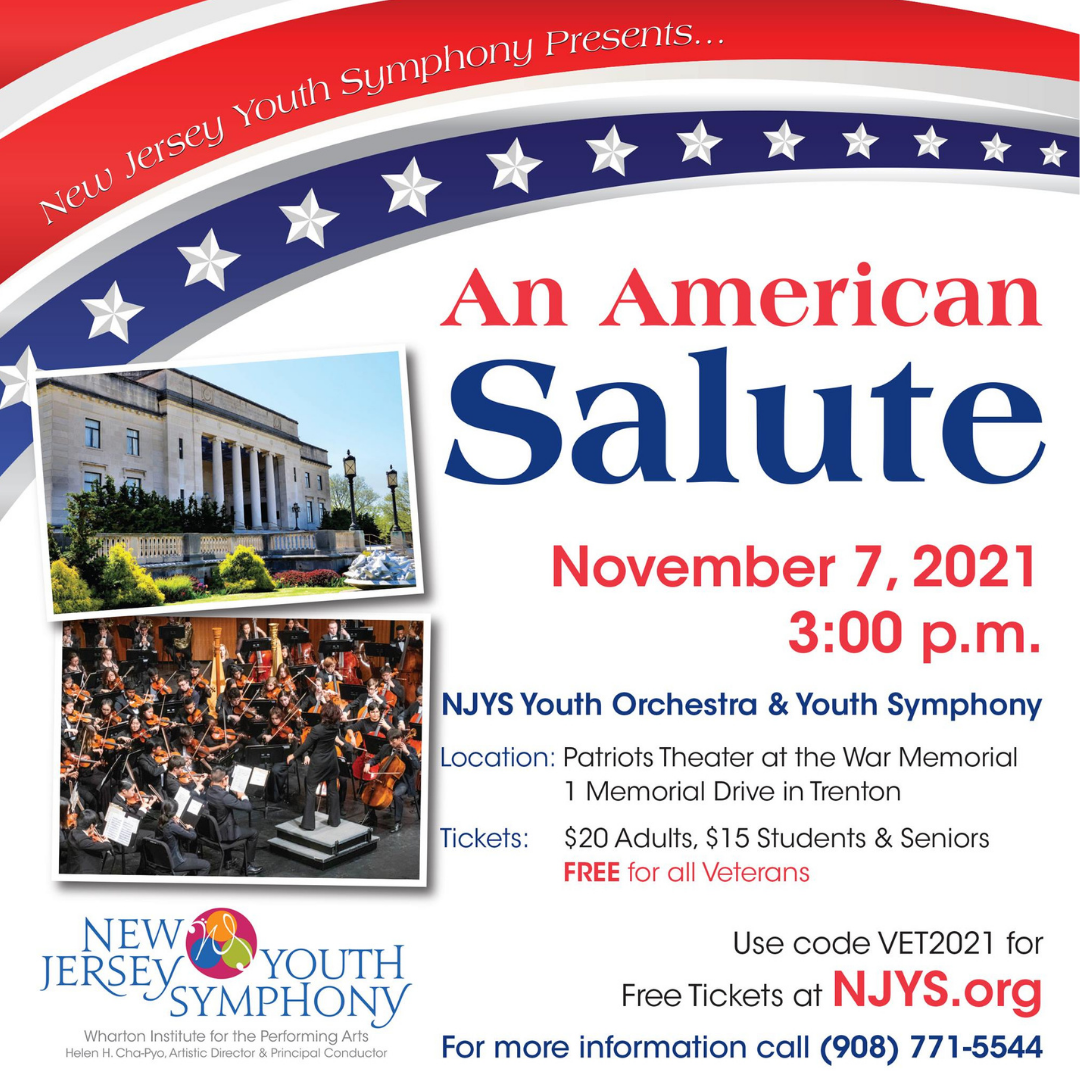 Together We Celebrate! An American Salute Honoring Our Veterans