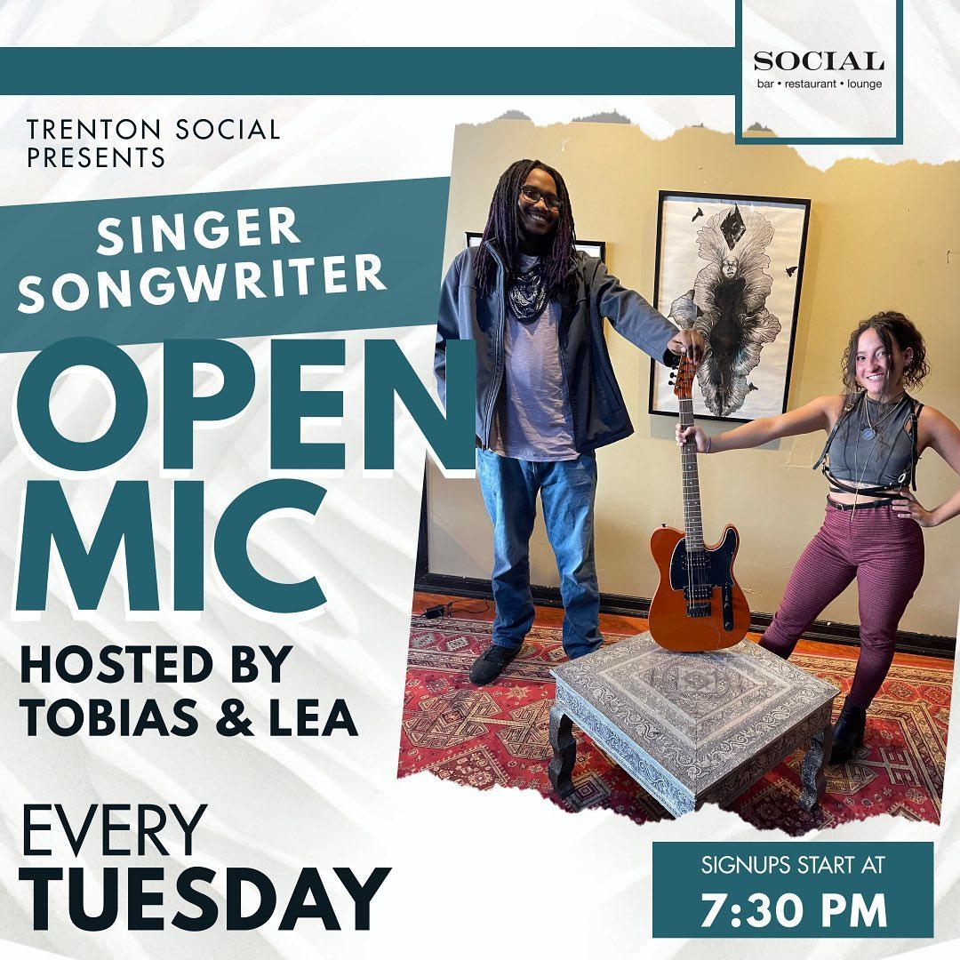 Open Mic at Trenton Social