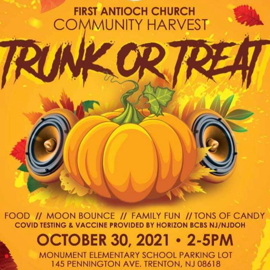 Community Harvest Trunk or Treat