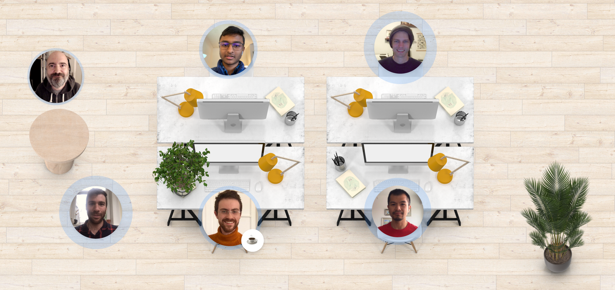 Announcing Teamflow: Feel like a team again with your own virtual office