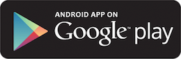 Google play badge for Android download