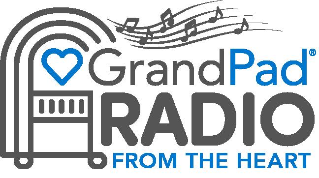 GrandPad Radio from the Heart Logo