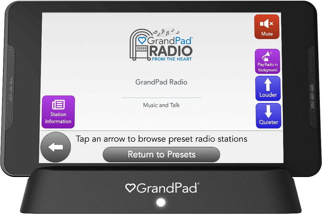 Active Radio Station