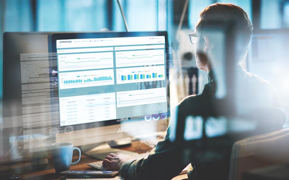 A digital supervisor for your digital workforce - RPA Supervisor