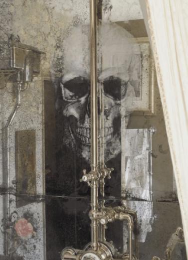 SkullDesign -BathroomProject