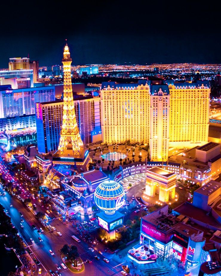 The Cosmopolitan of Las Vegas View