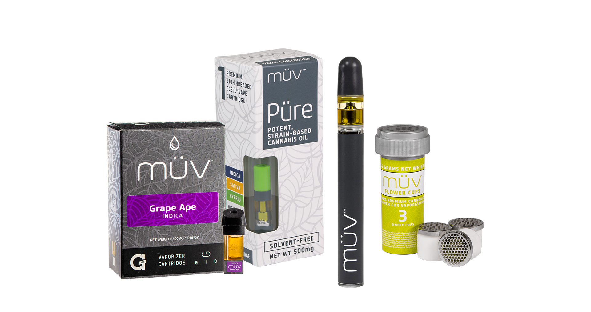 Cannabis Vape Products