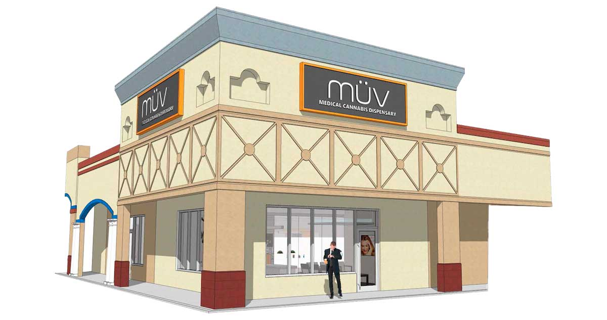 New MÜV™ Medical Cannabis Dispensary Brings Jobs and Award-Winning Products to Cape Coral - 'The Happiest City in Florida'