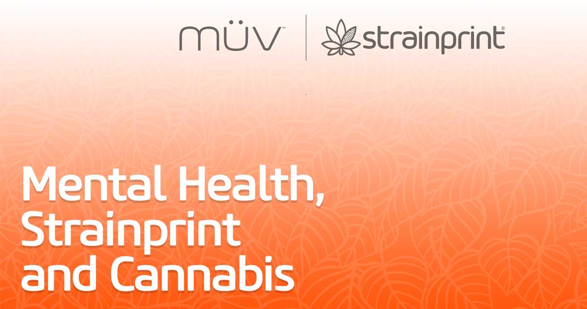 Medical Cannabis, Mental Health and Strainprint