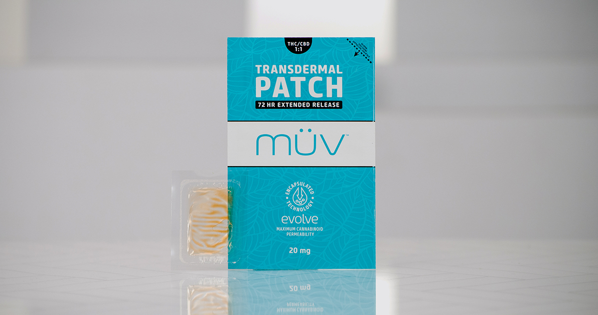 MÜV Developing a Medical Cannabis Transdermal Patch with University