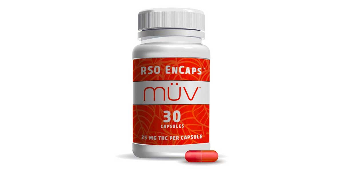 Fast-Acting, Dosage-Controlled RSO Capsules