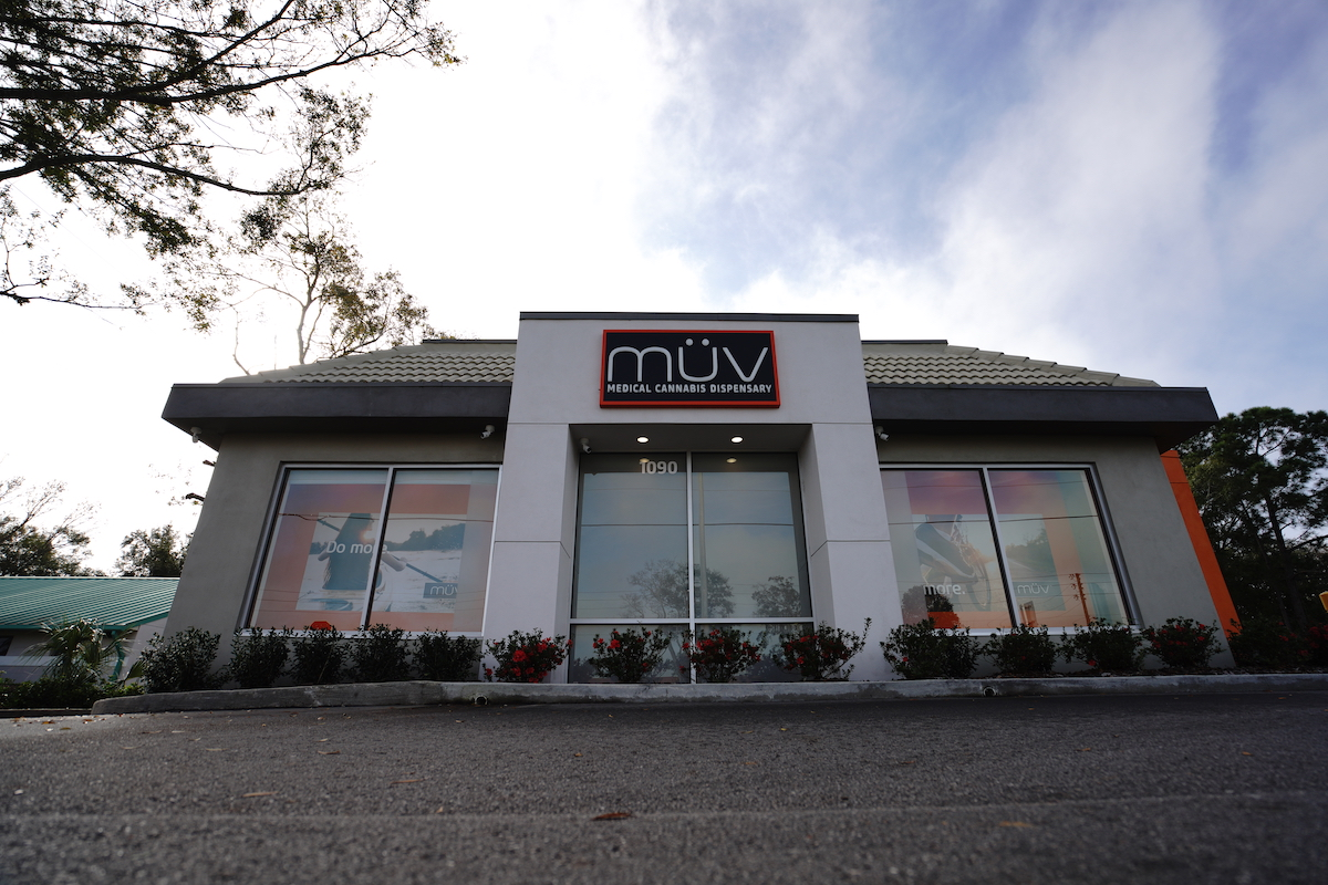 Shop MUV Cannabis Dispensary