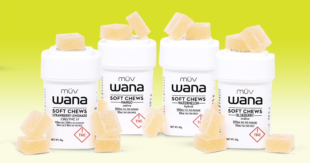 Wana Soft Chews Featured in Palm Beach Business & Lifestyle Magazine