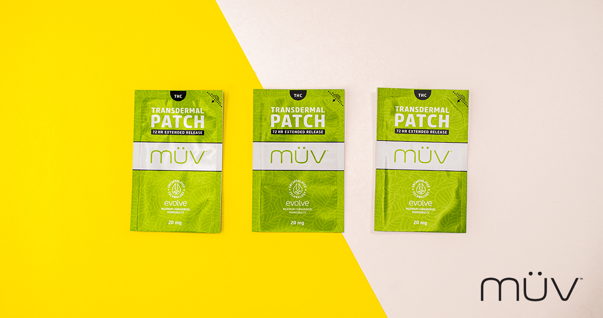 Everything You Need to Know About THC Transdermal Patches