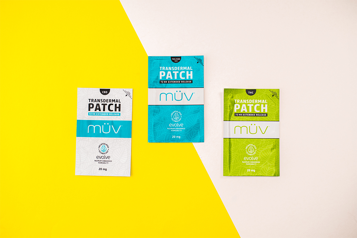 Trying THC Transdermal Patches