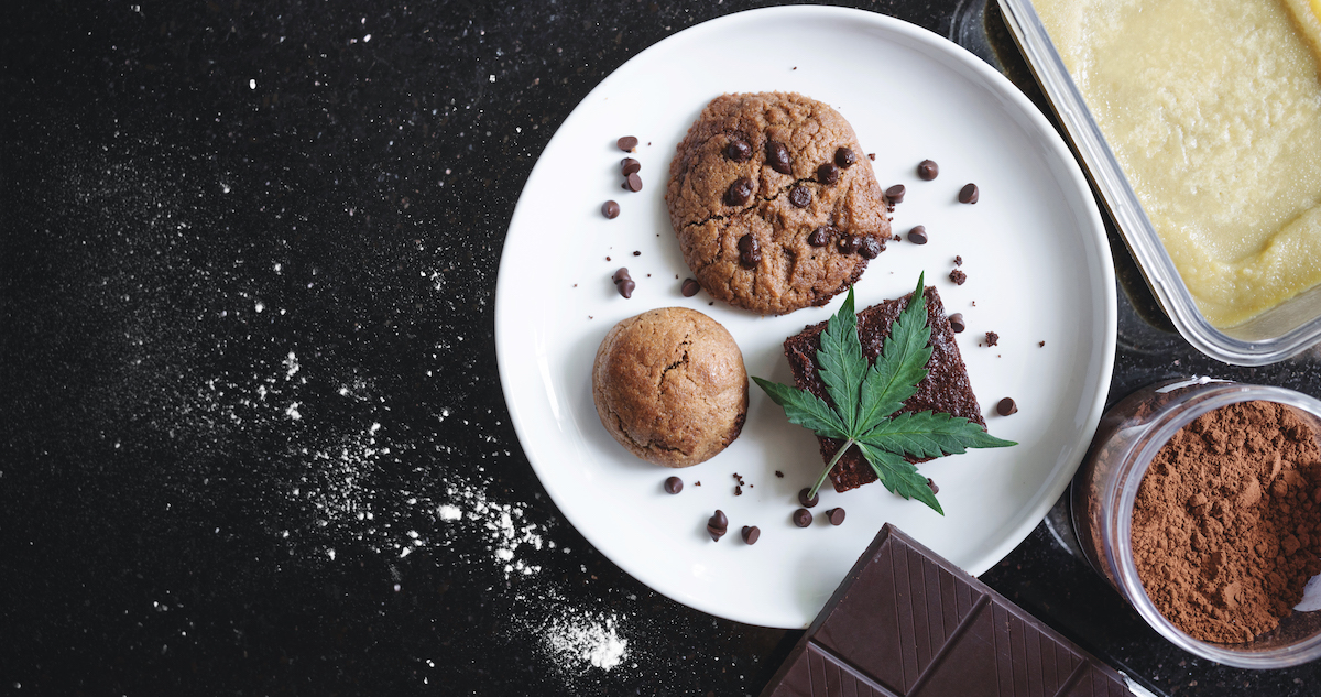 The History of Weed Brownies