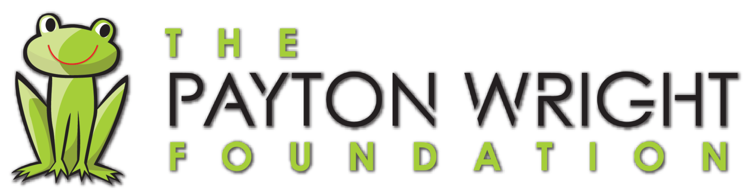 The Payton Wright logo