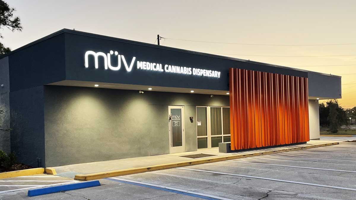 MÜV Dispensary in Spring Hill, FL