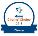 Avvo Clients' Choice 2016 Divorce