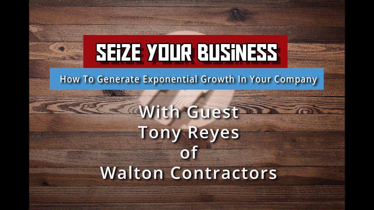 How to Generate Exponential Growth in Your Company | Seize Your Business