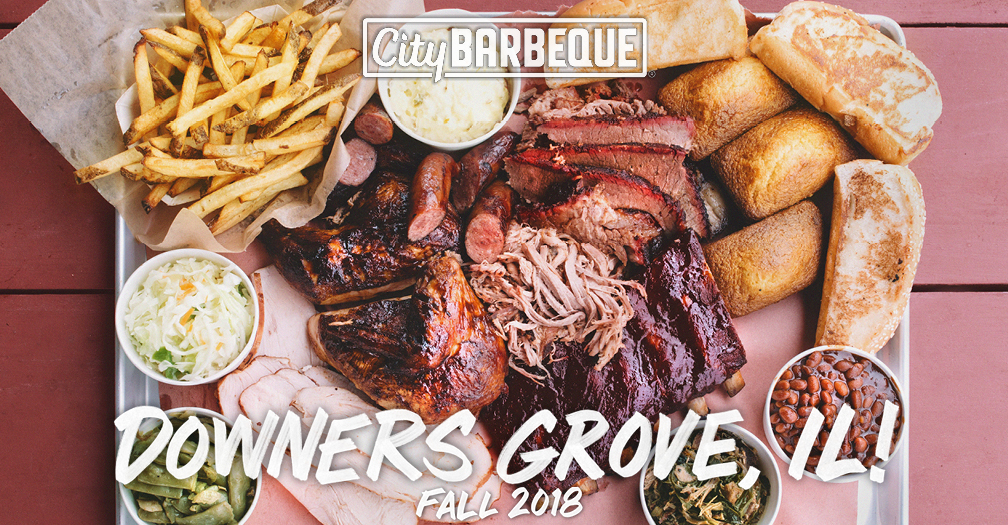 BBQ, Spices and Real Estate at City BBQ   Making Real Estate Fun