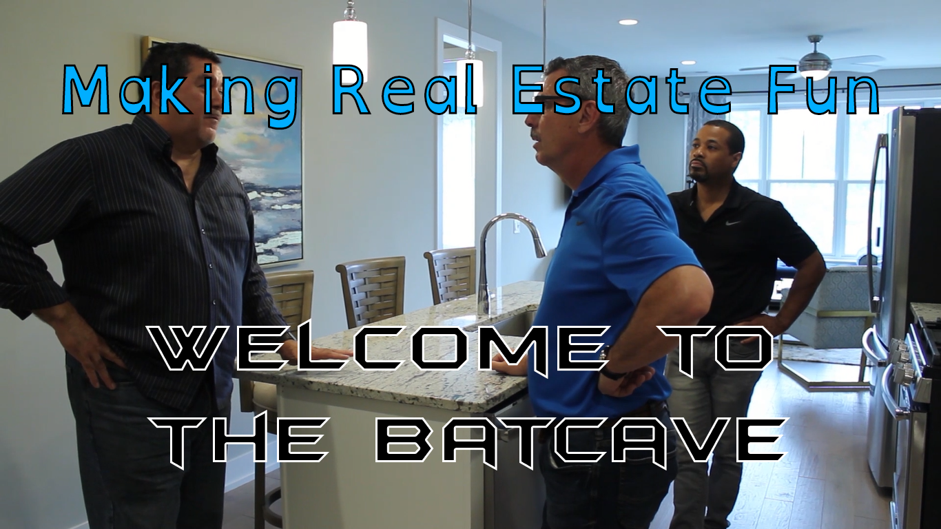 Welcome to the Batcave   The Marquis on Maple, Part 2   Making Real Estate Fun