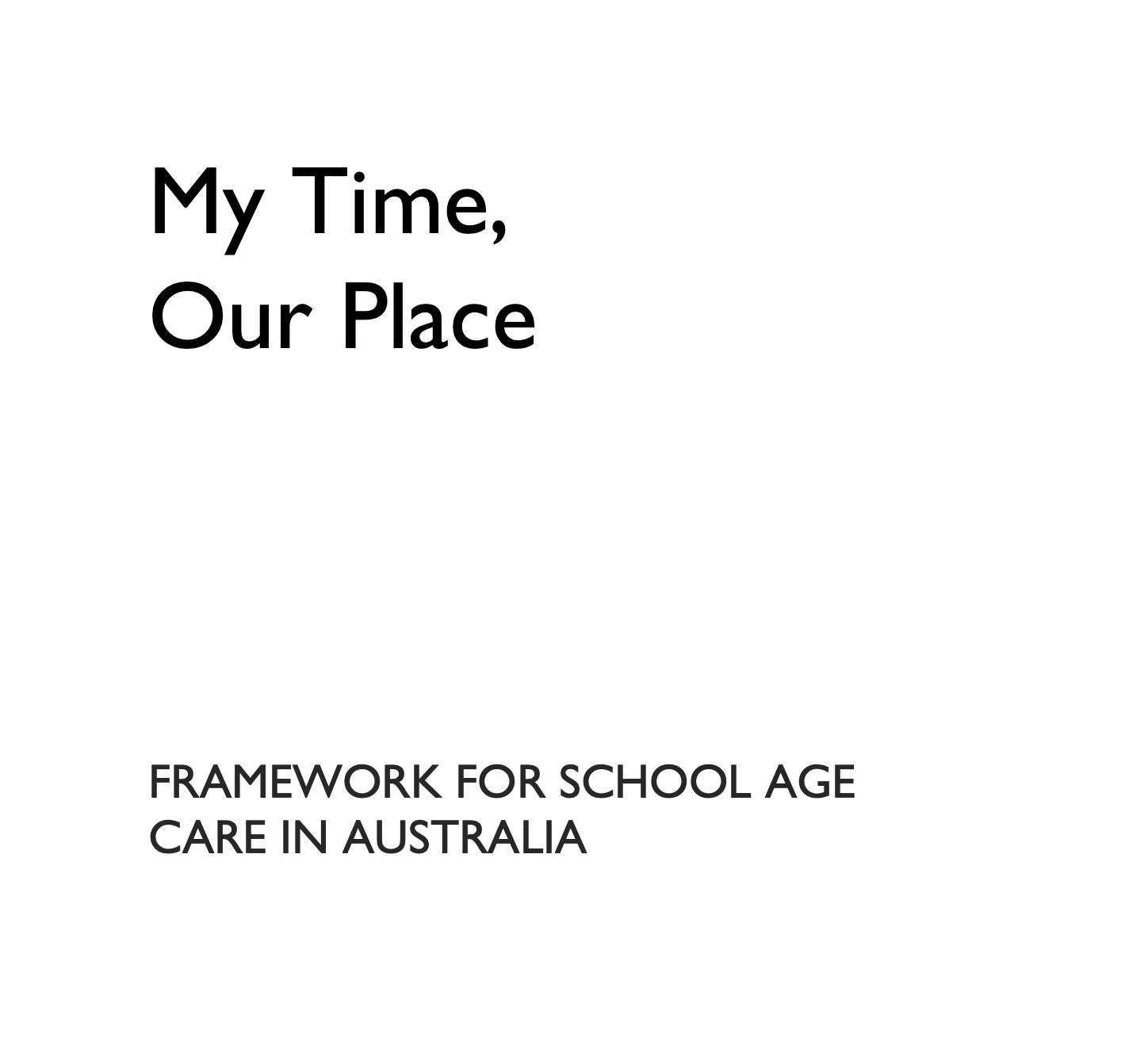 My Time, Our Place Screenshot