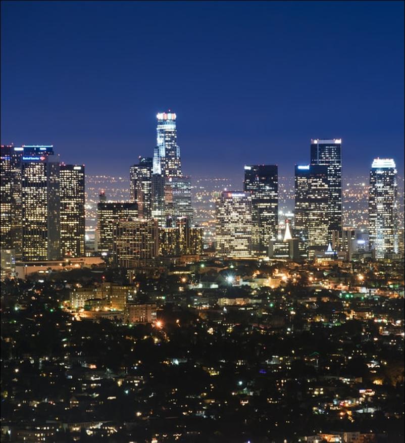 Land pre-development loan in Los Angeles, CA