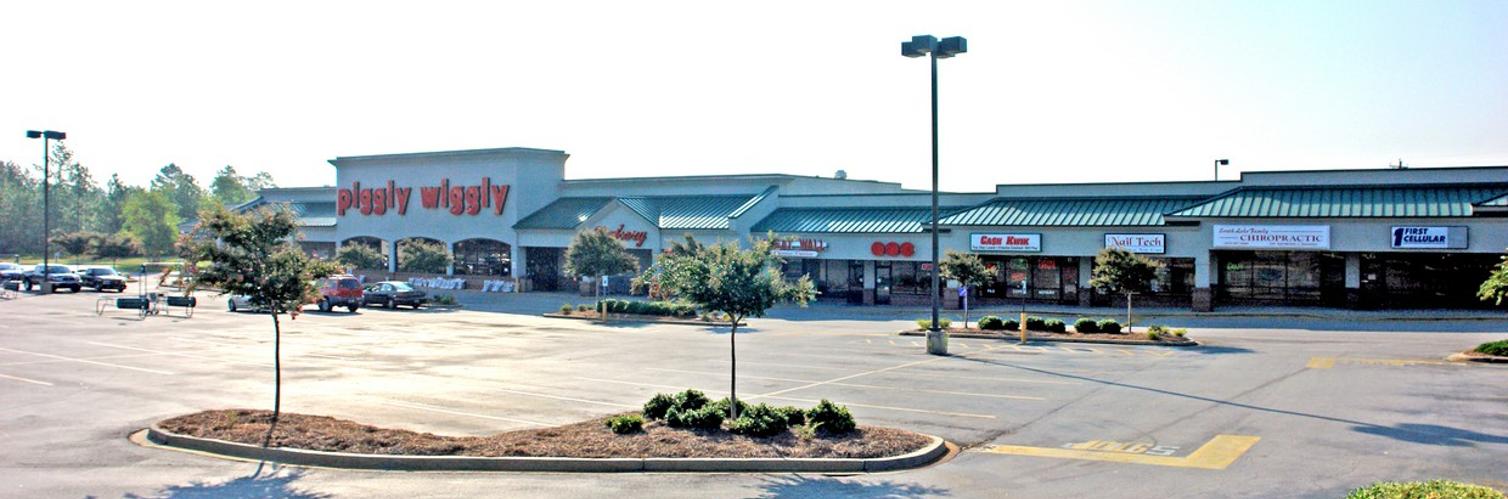 Credit facility in South Carolina & Georgia