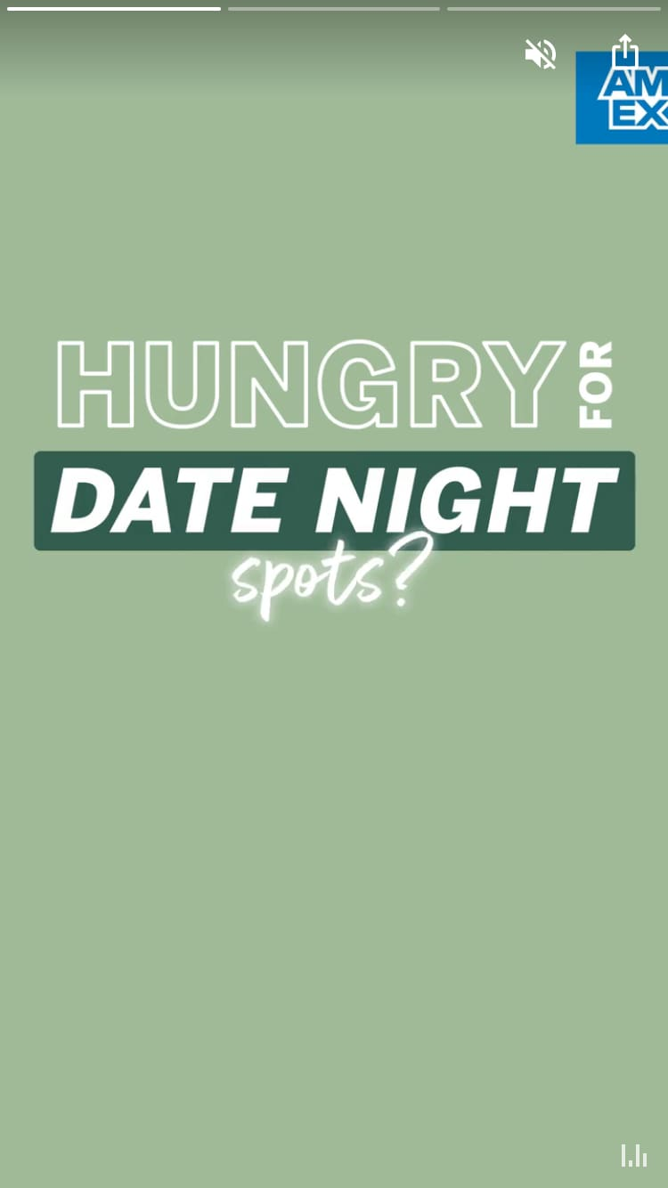 Date night spots in Los Angeles Secondary Brand