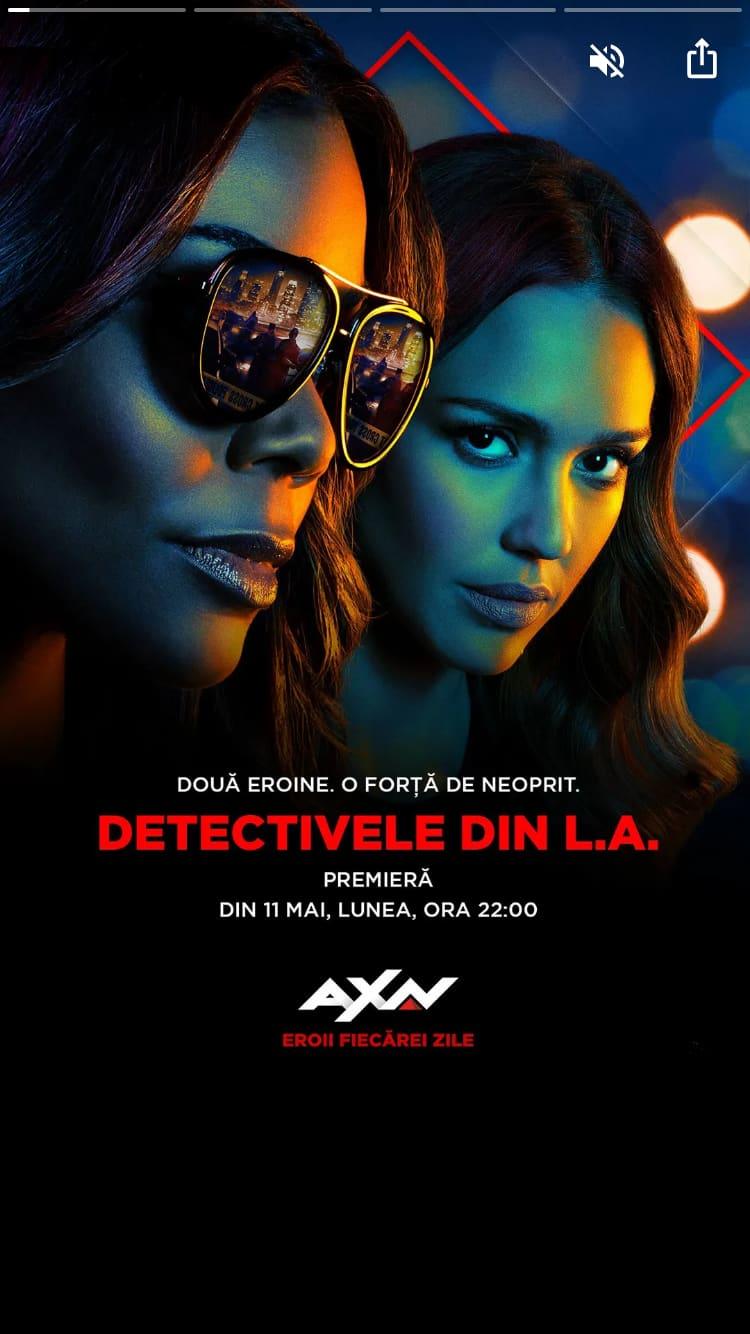 Detectivele din LA AXN
