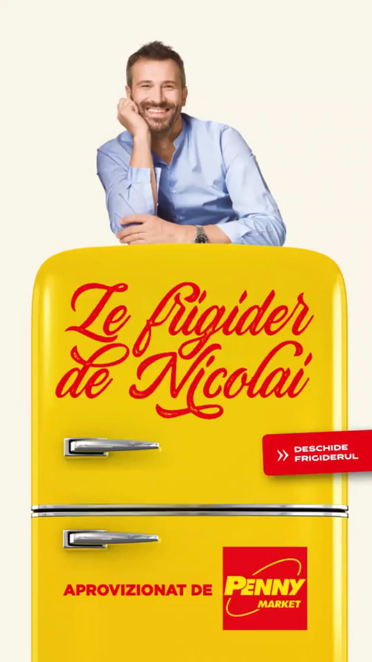 Le Frigider de Nicolai. Aprovizionat de Penny Market. Rissoto cu leurdă