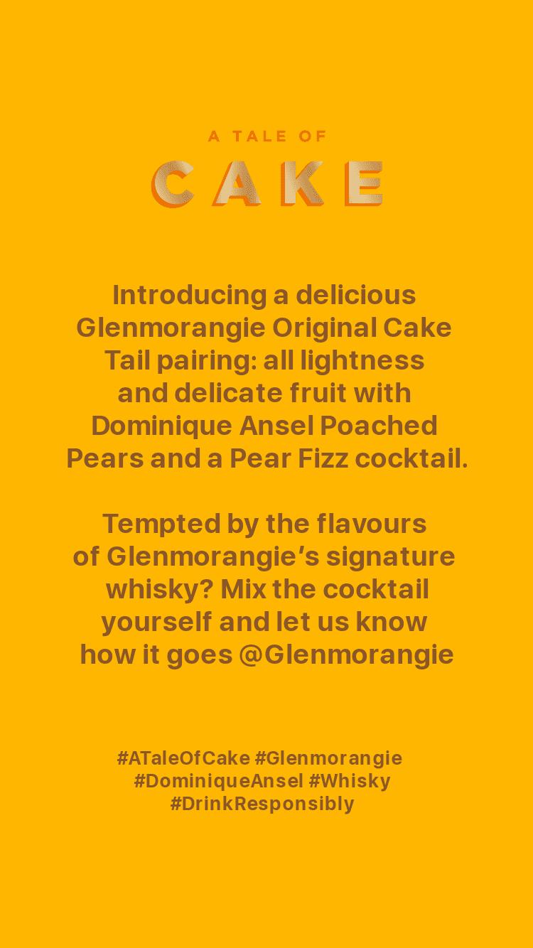 Pear Fizz Cocktail recipe