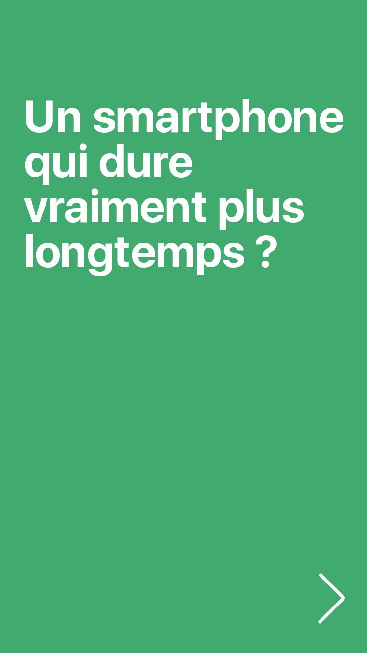 ORANGE x FAIRPHONE FR