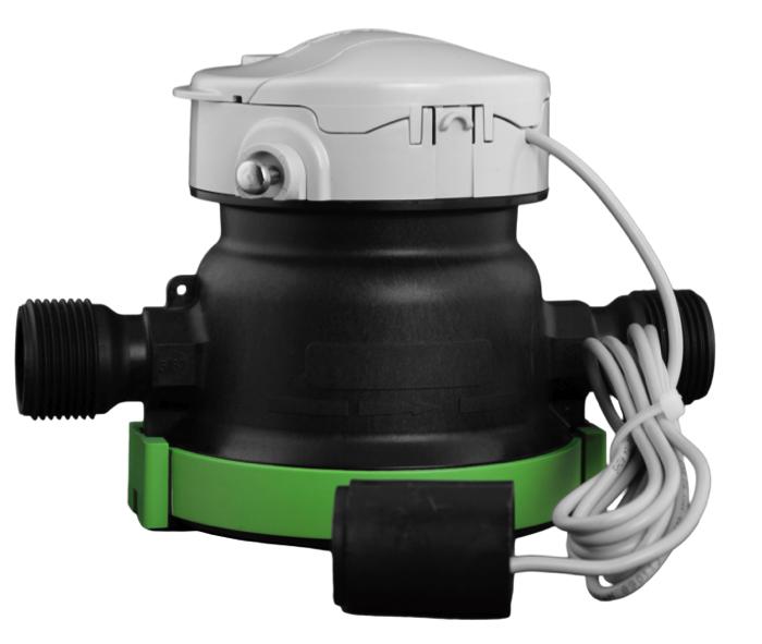 accuSTREAM water meter