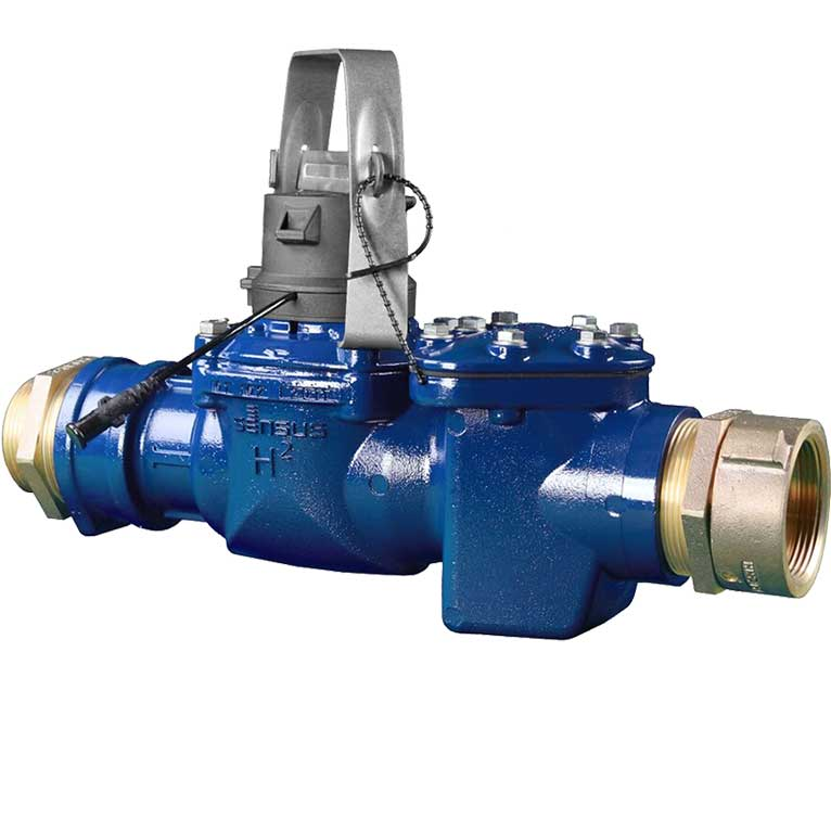 OMNI Fire Hydrant H2 commercial water meter