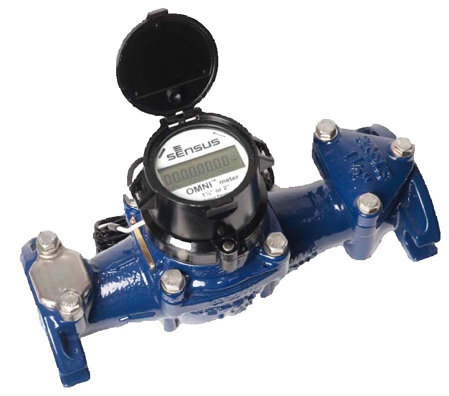OMNI R² water meter