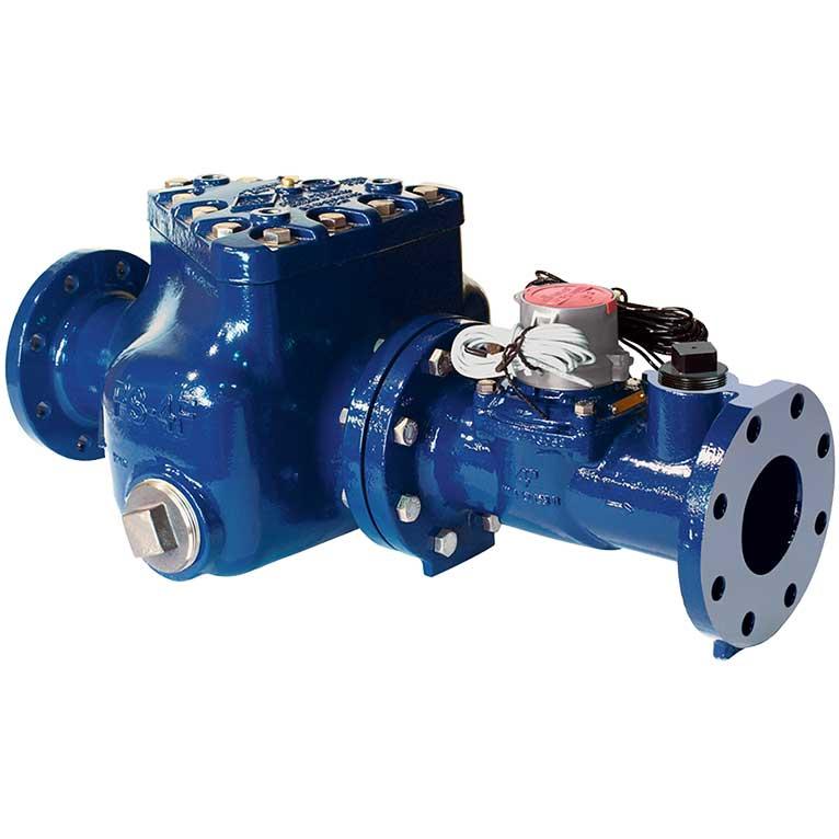 OMNI Fireline F2 commercial water meter