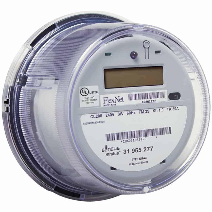 Stratus smart electricity meter
