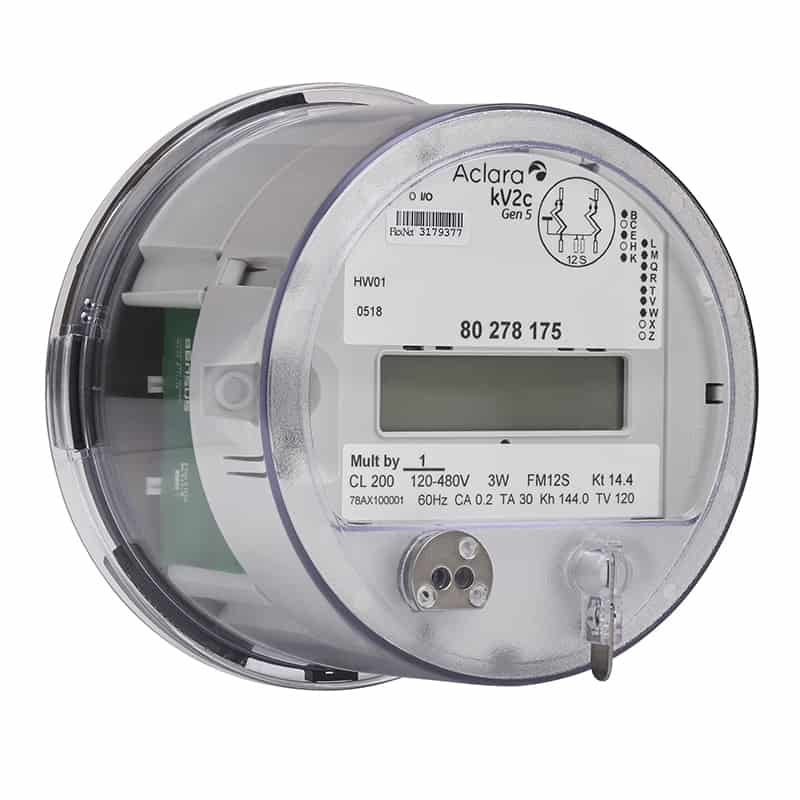 Aclara kV2c electricity meter