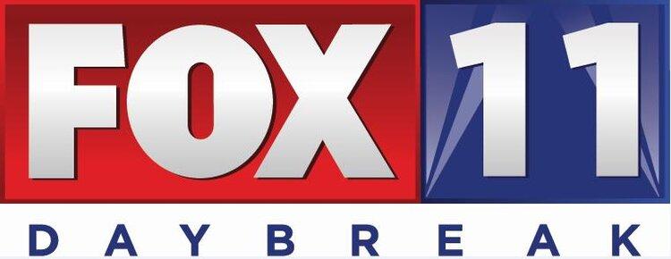 Fox 11 Daybreak news logo