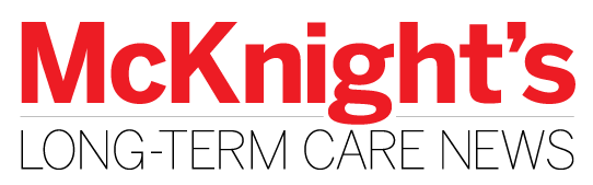 McKnight's long term care news logo