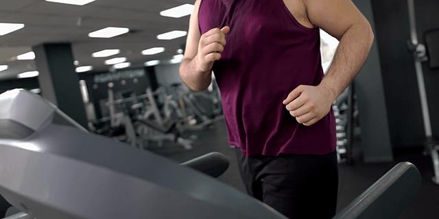 blood sugar during workout