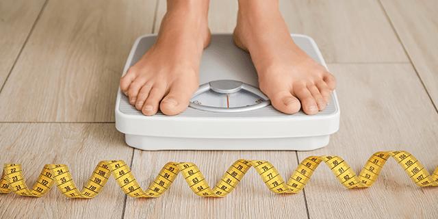 weight high blood sugar