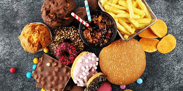 bad diet high blood sugar